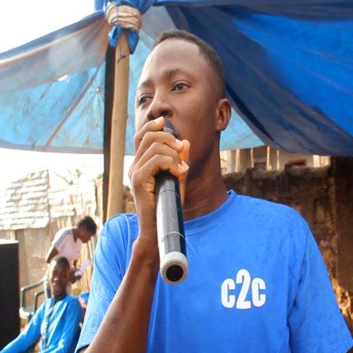 Poet Ibrahim Bangura[cleffy]