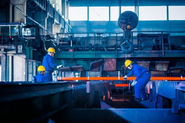 Ngành sản xuất thép