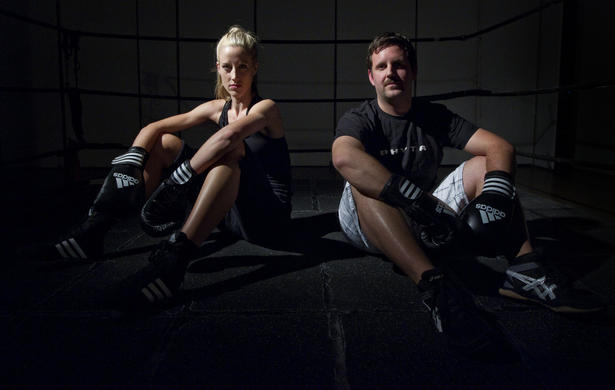 Toronto's Ad Industry Put On The Gloves and Get In The Ring For Charity
