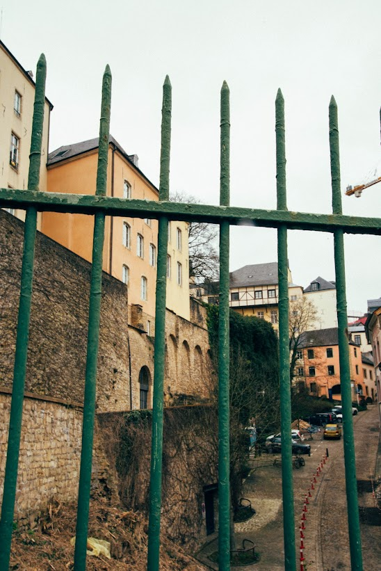 Luxemburg luxembourg stad