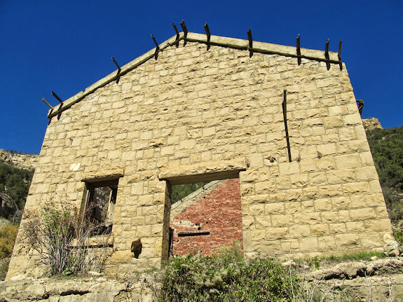 Mohrland mine building
