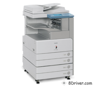 Get Canon iR3530 Printer driver software and deploy printer