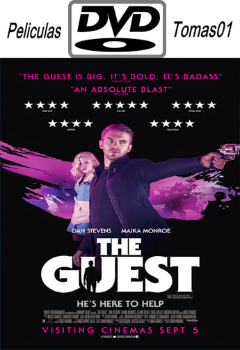 The Guest (2014) DVDRip