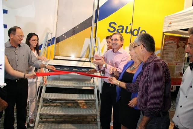 Lajes: Fecomércio leva o SESC Saúde Mulher para o município