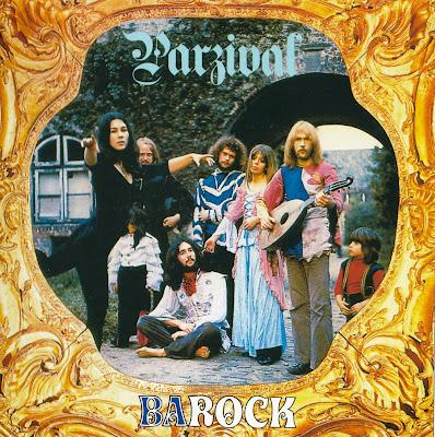 Parzival ~ 1972 ~ BaRock