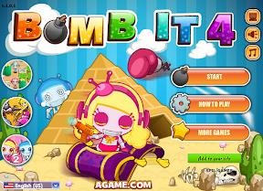 炸彈機器人4