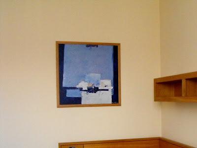 tablou dintr-o camera de hotel