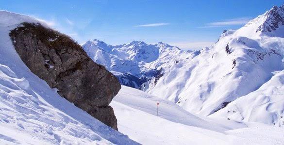 Férias na Neve em Arlberg, Áustria