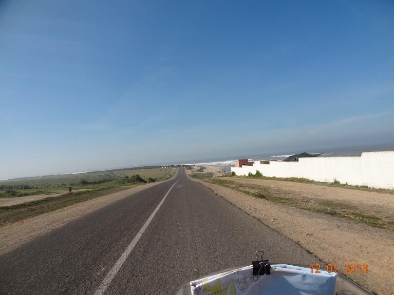 marrocos - Marrocos e Mauritãnia a Queimar Pneu e Gasolina DSC05413