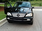 2005 Mercedes-Benz ML350 Special Edition Sport Utility 4-Door 3.7L