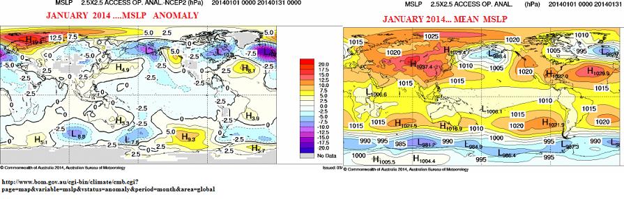 jan 2014 global mslp anomaly