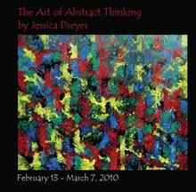 The Art of Abstract Thinking: The Art of Jessica Dreyer
