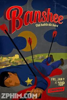 Thị Trấn Banshee 3 - Banshee Season 3 (2015) Poster