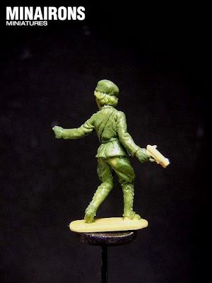 Female NCO III