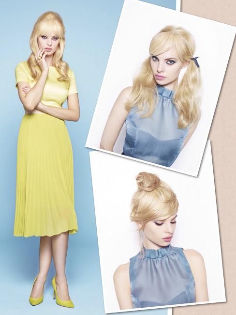 Cortes, colores y estilos con pelo largo 2014