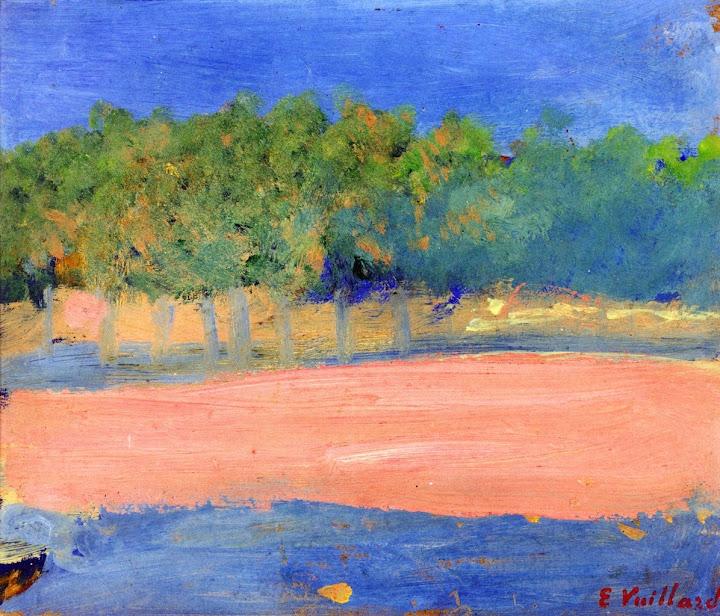 Édouard Vuillard - Landscape