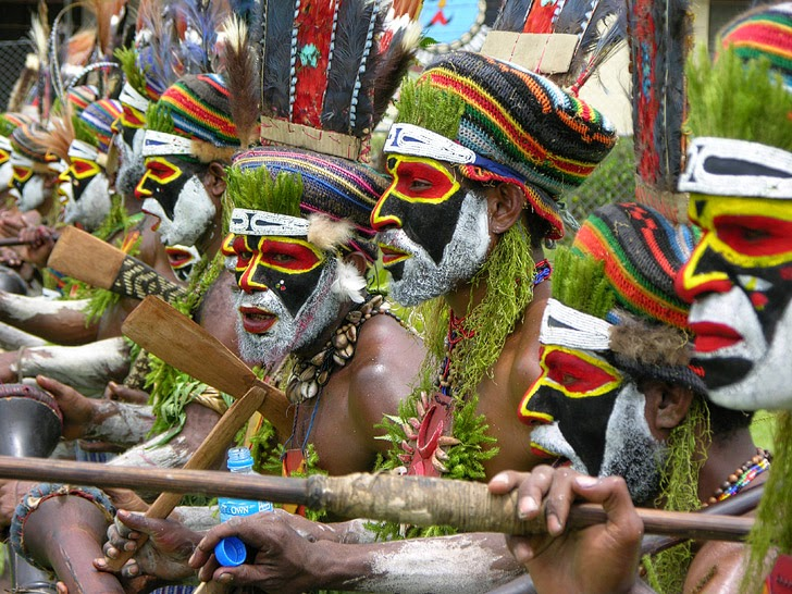 Papua New Guinea (Countries to visit in 2015).