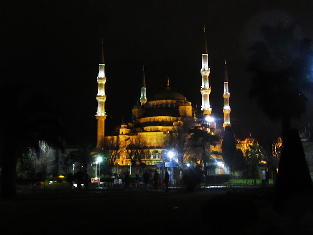 Mezquita Azul - Sultanahmet Camii