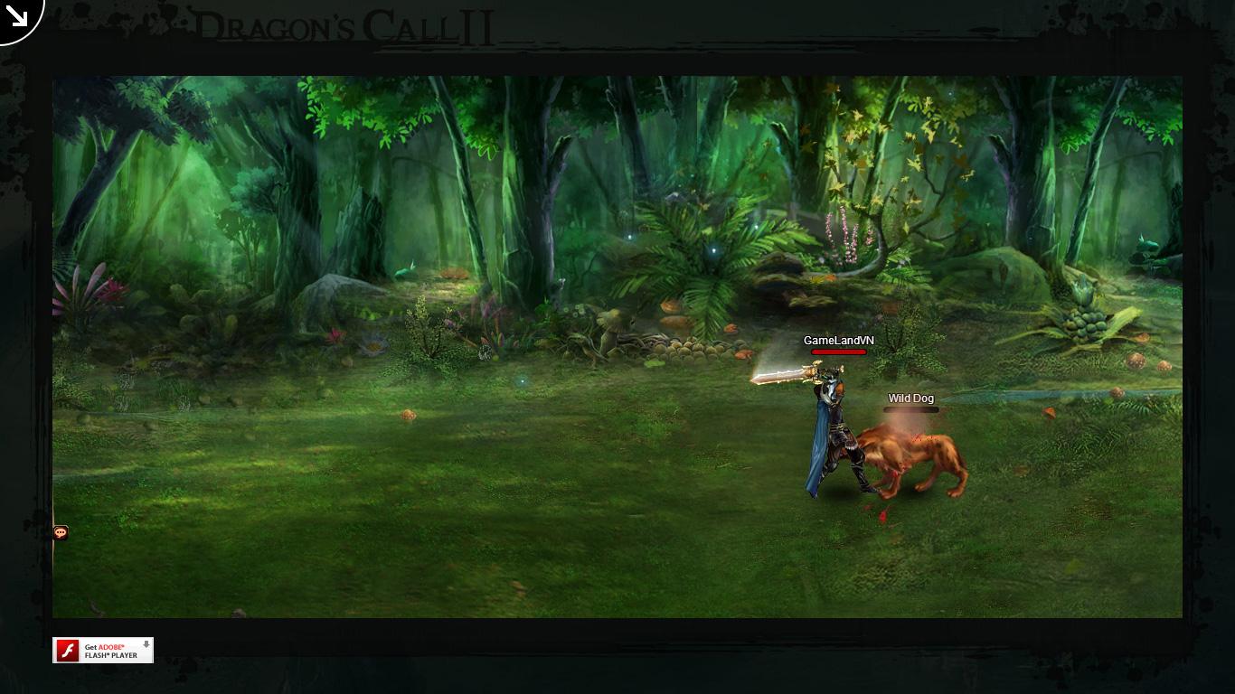 Một số hình ảnh về webgame Dragon's Call 2 - Ảnh 6