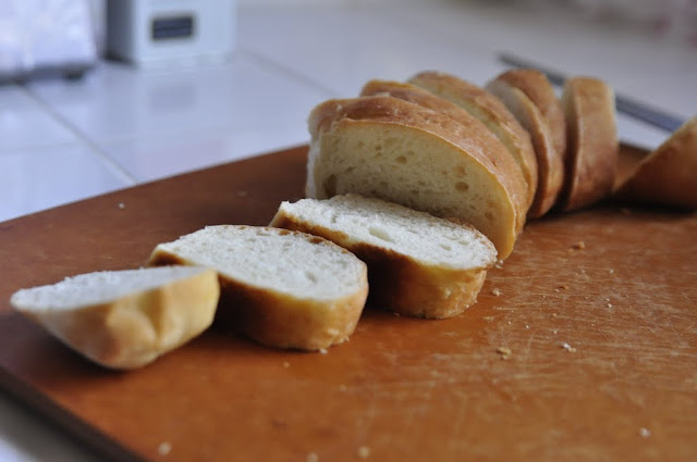 Asian Family Recipes: French Bread