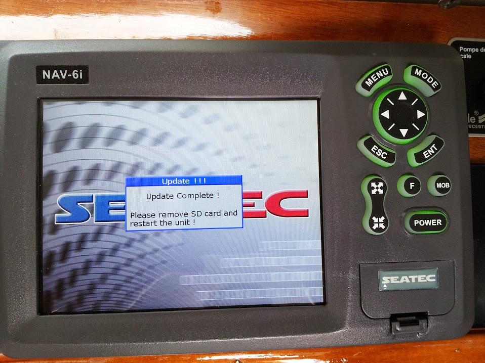 firmware kp6299 seatec nav6