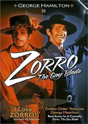 Watch Zorro: The Gay Blade Online Free in HD