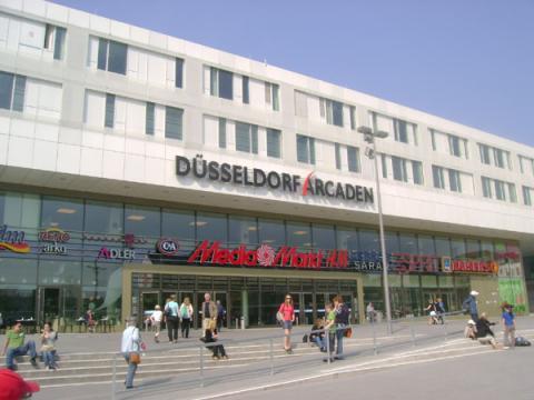 Shoppen Düsseldorf