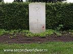 Sergeant I. (Idris) Llewellyn Wireless Operator / air gunner, Royal Air Force 196 Sqdn.   Oosterbegraafplaats Enschede