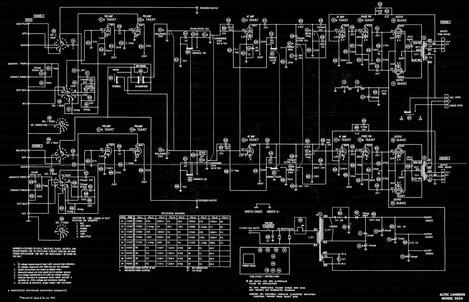 altec%2Blancing%2Bpower%2Bamp%2Bvalve%2Btype wiring diagram altec ta6 wiring diagram library