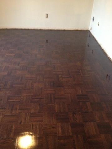 Clic Hardwood Flooring Design Parquet Revival Dark Stain Waterbased Finish
