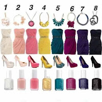 Which dress would you wear?