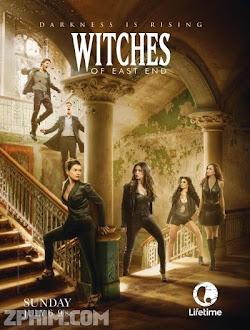 Phù Thủy Miền Cực Tây 2 - Witches of East End Season 2 (2014) Poster