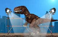 العاب اكشن اية , لعبة هروب الديناصور