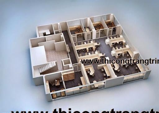 Sản xuất nội thất văn phòng theo yêu cầu