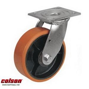 Bánh xe đẩy hàng PU lõi thép chịu lực 550kg | S4-8209-959