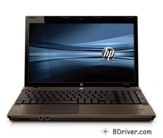 download HP ProBook 4525s Notebook PC driver