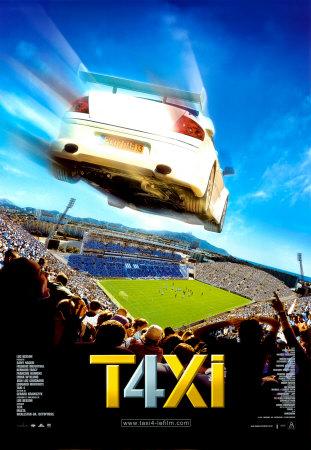 Quái Xế Taxi 4 - Taxi 4