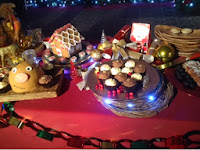 cakes, gingerbread and cupcakes from Morrisons range