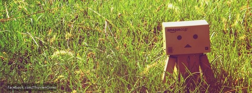 Danbo trong đám cỏ