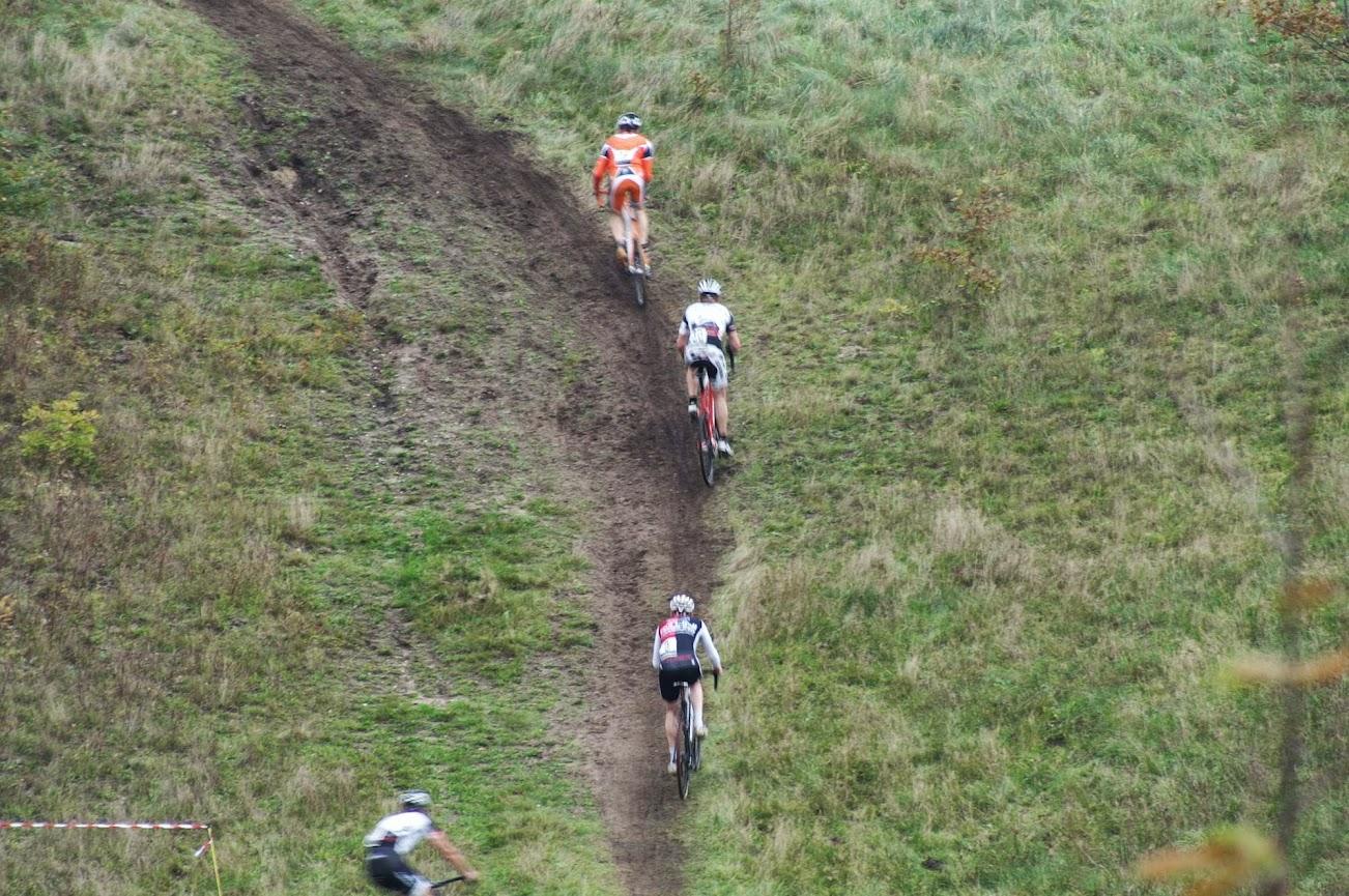 Zum Bericht über das Crossrennen...