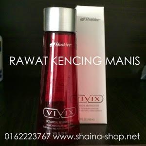 Vivix rawat diabetes kencing manis Shaina Shop