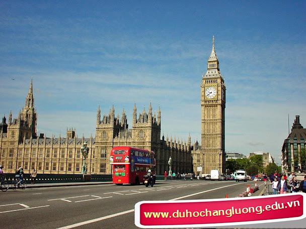 Chương trình dự bị đại học tại Anh Quốc