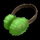Paraorecchi (verde)
