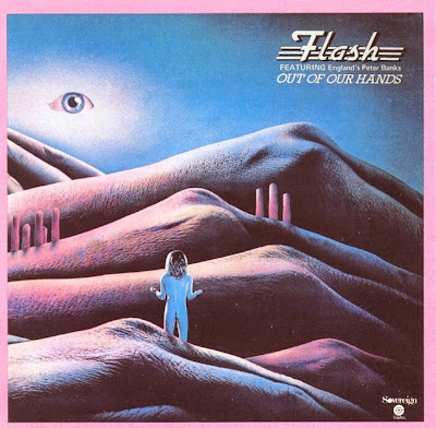 Flash ~ 1973 ~ Out Of Our Hands
