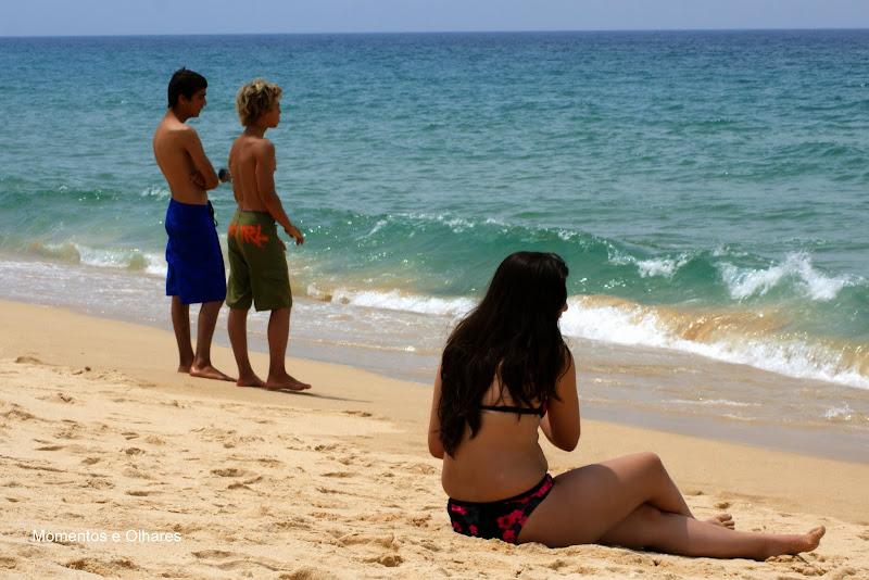 Dias de Praia, Pessoas