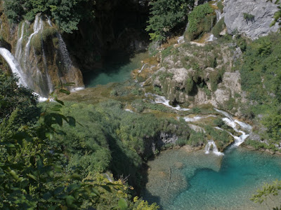 Hanging Lakes, Croatia