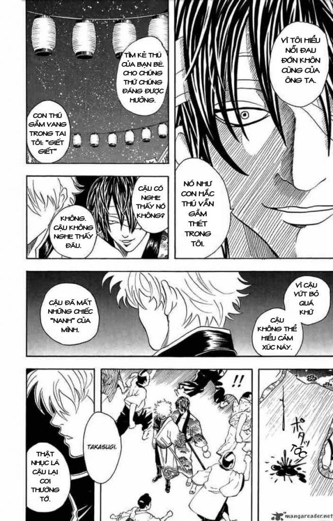 Gintama Chap 31 page 6 - Truyentranhaz.net