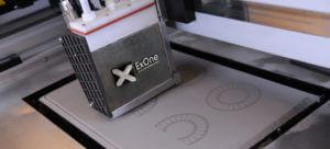 3DP технологии ExOne 3D-печать металлических частей вместе связывания порошка перед обжигом ее в печи (изображение: ExOne)