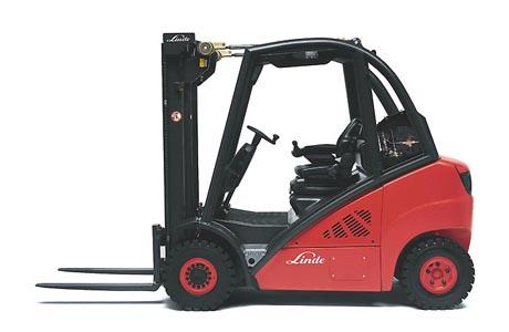 Xe nâng Linde Diesel H25