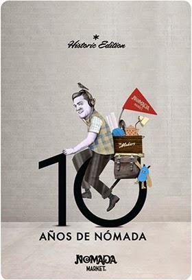 Nómada Market celebra su décimo aniversario